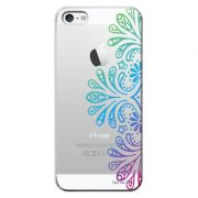 Capa Personalizada para Apple Iphone 5 5S SE Mandala - TP259