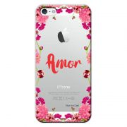 Capa Personalizada para Apple Iphone 5 5S SE Amor - TP267