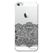 Capa Personalizada para Apple Iphone 5 5S SE Renda - TP300