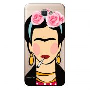 Capa Personalizada para Samsung Galaxy j7 Prime Girl Power - GP01