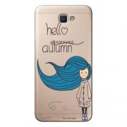 Capa Personalizada para Samsung Galaxy j7 Prime Outono - OT01