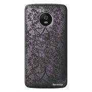 Capa Personalizada para Motorola Moto G5 XT1676 Renda - TP299
