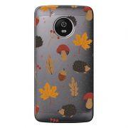 Capa Personalizada para Motorola Moto G5 XT1676 Outono - TP248