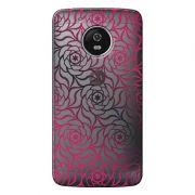 Capa Personalizada para Motorola Moto G5 XT1676 Flores - TP272