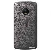Capa Personalizada para Motorola Moto G5 Plus XT1683 Renda - TP299
