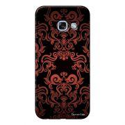 Capa Personalizada para Samsung Galaxy A5 2017 Textura Flores - TX05