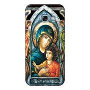 Capa Personalizada para Samsung Galaxy A7 2017 Maria Mãe de Jesus - RE15