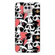 Capa Personalizada para LG X Cam K580 Love Panda - LV21