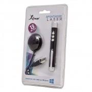 Caneta Apontadora Laser para Apresentações com Receptor USB Knup KP-8001