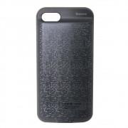 Capa Carregadora Baseus Iphone 7 - Preta