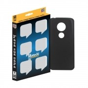 Capa TPU Grafite Motorola Moto G6 Play