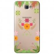 Capa de Celular Personalizada Samsung Galaxy J5 Prime - Primavera - PV04