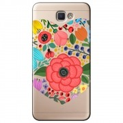 Capa de Celular Personalizada Samsung Galaxy J5 Prime - Primavera - PV06