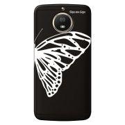 Capa Grafite Personalizada Motorola Moto G5S XT1792 - Borboleta - GF10