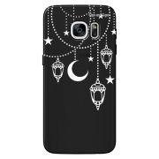 Capa Grafite Personalizada Samsung Galaxy S7 Edge G935 - Correntes - GF01