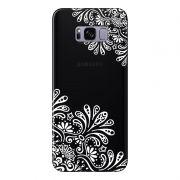 Capa Grafite Personalizada Samsung Galaxy S8 Plus G955 - Mandala - GF02
