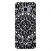 Capa Grafite Personalizada Samsung Galaxy S8 Plus G955 - Mandala - GF03