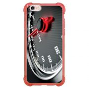 Capa Intelimix Anti-Impacto Rosa Apple iPhone 6 6s Velocímetro - VL06