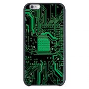 Capa Intelimix Couro Cinza Apple iPhone 6  Hightech - HG08