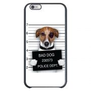 Capa Intelimix Couro Cinza Apple iPhone 6  Pets - PE28