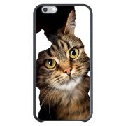 Capa Intelimix Couro Cinza Apple iPhone 6  Pets - PE52