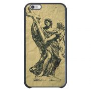 Capa Intelimix Couro Cinza Apple iPhone 6  Religião - RE14
