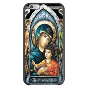 Capa Intelimix Couro Cinza Apple iPhone 6  Religião - RE15