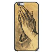 Capa Intelimix Couro Cinza Apple iPhone 6  Religião - RE16