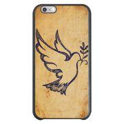 Capa Intelimix Couro Cinza Apple iPhone 6  Religião - RE17