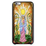 Capa Intelimix Couro Cinza Apple iPhone 6  Religião - RE19