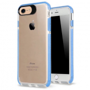 Capa Intelimix Intelishock Apple iPhone 7 - Azul