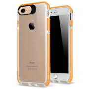 Capa Intelimix Intelishock Apple iPhone 7 - Laranja