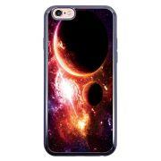 Capa Intelimix Intelislim Chumbo Apple iPhone 6 6s Planetas - AT29