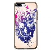 Capa Intelimix Intelislim Grafite Apple iPhone 7 Plus Caveira - CV31