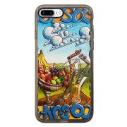 Capa Intelimix Intelislim Grafite Apple iPhone 7 Plus Designer - DE34
