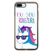 Capa Intelimix Intelislim Grafite Apple iPhone 7 Plus Memes - ME04