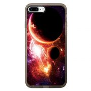 Capa Intelimix Intelislim Grafite Apple iPhone 7 Plus Planetas - AT29