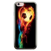 Capa Intelimix Intelislim Prata Apple iPhone 6 6s Esportes - EP02