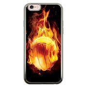 Capa Intelimix Intelislim Prata Apple iPhone 6 6s Esportes - EP05