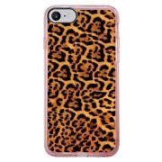 Capa Intelimix Intelislim Rosa Apple iPhone 7 Animal Print - TX65