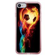 Capa Intelimix Intelislim Rosa Apple iPhone 7 Esportes - EP02