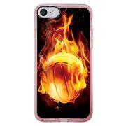 Capa Intelimix Intelislim Rosa Apple iPhone 7 Esportes - EP05