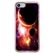 Capa Intelimix Intelislim Rosa Apple iPhone 7 Planetas - AT29