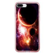 Capa Intelimix Intelislim Rosa Apple iPhone 7 Plus Planetas - AT29