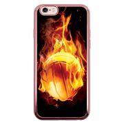 Capa Intelimix Intelislim Rosê Apple iPhone 6 6s Esportes - EP05