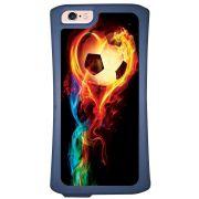Capa Intelimix Velozz Azul Apple iPhone 6 6S Esportes - EP02
