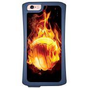 Capa Intelimix Velozz Azul Apple iPhone 6 6S Esportes - EP05