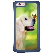 Capa Intelimix Velozz Azul Apple iPhone 6 6S Pets - PE33