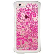 Capa Intelimix Velozz Branca Apple iPhone 6 6S Rendas - TP03