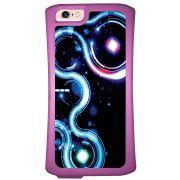 Capa Intelimix Velozz Roxa Apple iPhone 6 6S Hightech - HG10